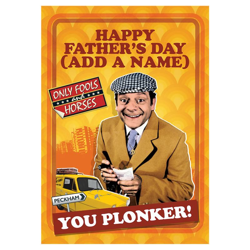 Product Image of Customisable Father's Day Card