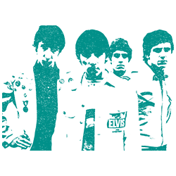 Band Picture A - Green