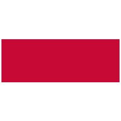 Band Logo B - Red