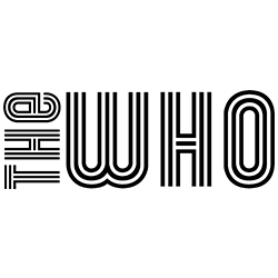 Band Logo B - Black