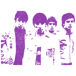 Band Picture A - Purple