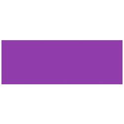 Band Logo  B - Purple