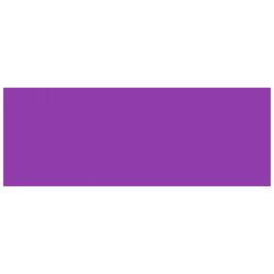 Band Logo D - Purple