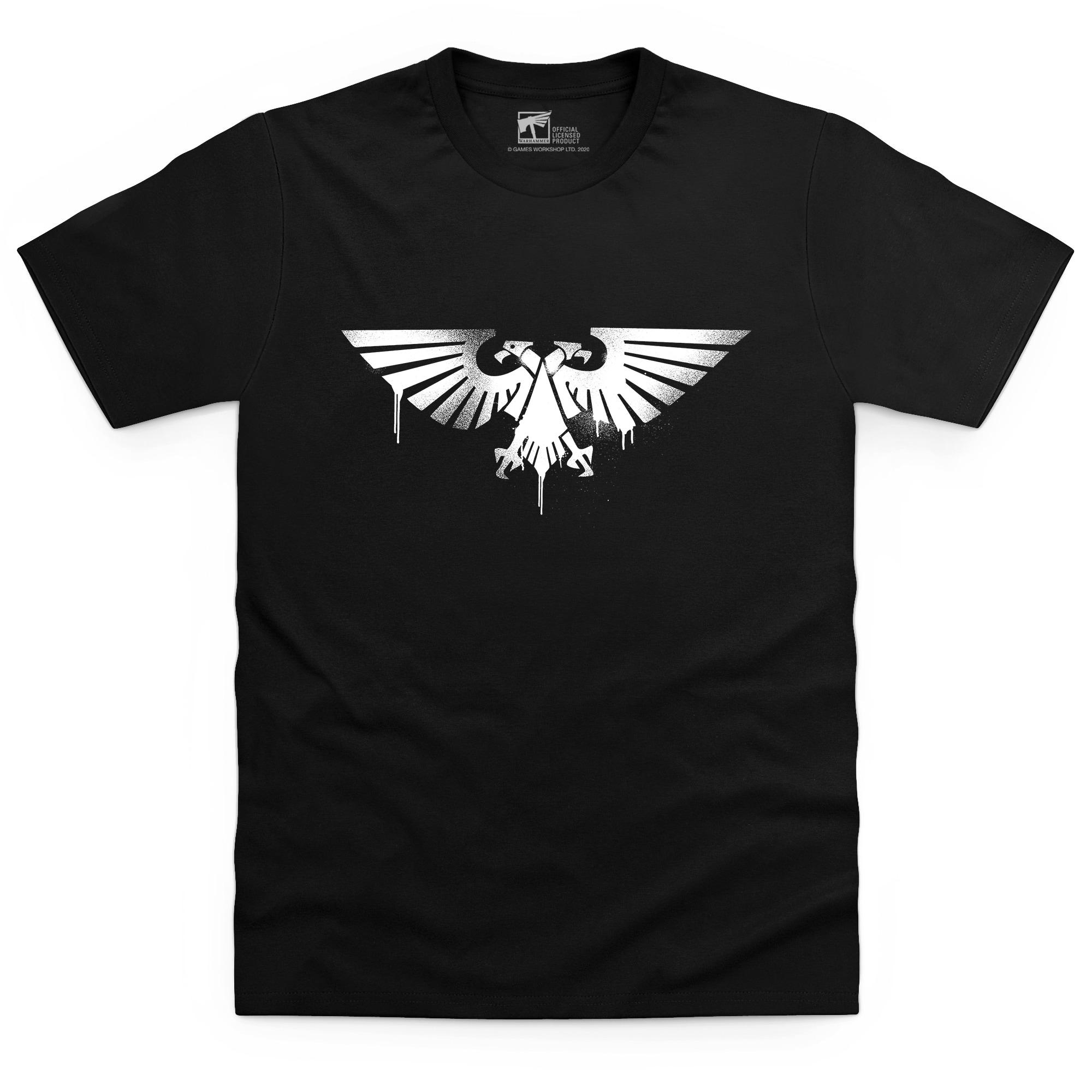 Product Image of Customisable 'Graffiti style' Insignia T Shirt